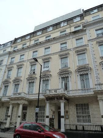 Au enansicht picture of queens park hotel london for 48 queensborough terrace london w2 3sj