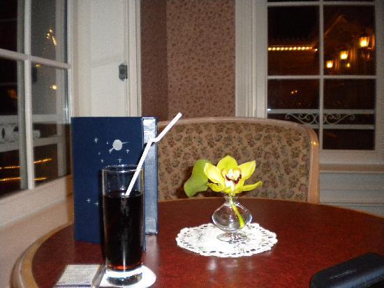 Disneyland Hotel: BEBIDA  SIN ALCOHOL TODO  EL DIA