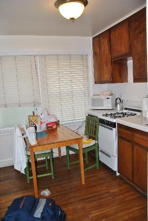 Venice Admiral Suites: cucina abitabile