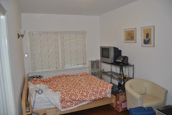 Venice Admiral Suites: camera, vista dall'ingresso
