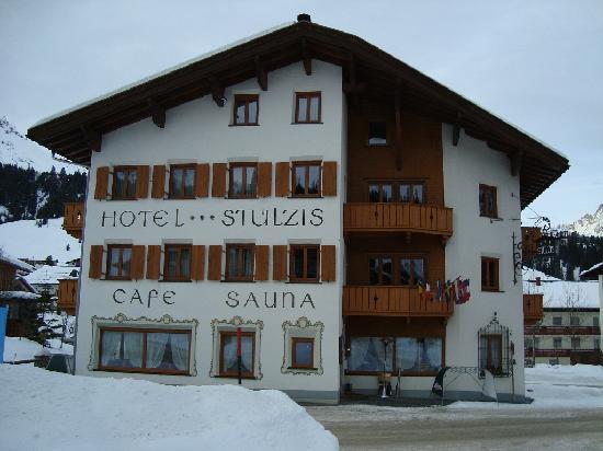 Lech, Áustria: Hotel Stülzis