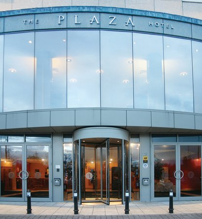 The Plaza Hotel: Main Hotel Entrance