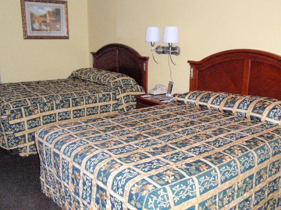 SureStay Hotel by Best Western Buena Park Anaheim: Bedroom