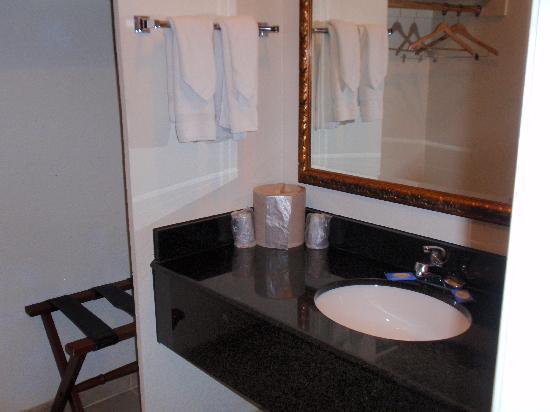 SureStay Hotel by Best Western Buena Park Anaheim: Vanity