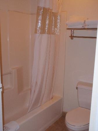 SureStay Hotel by Best Western Buena Park Anaheim: Shower