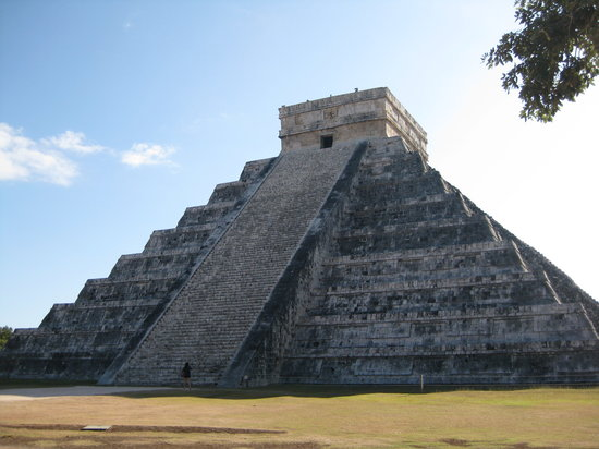 Cancun With Me Day Tours: Chichen Itza