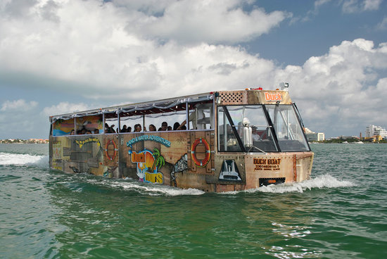 Cancun Duck Tours Mexico Top Tips Before You Go