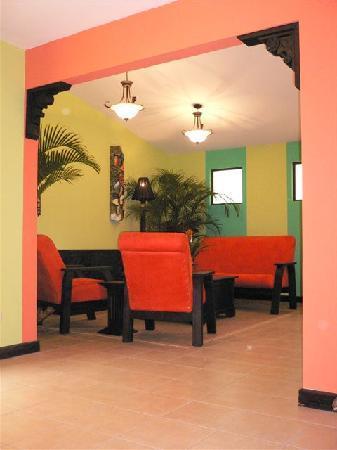 Casa Mana Aparthotel: El Sarchi Living Room