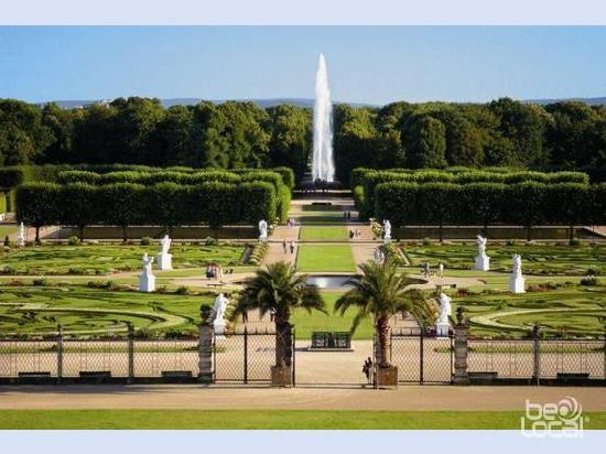 Ганновер, Германия: Herenhäuser Gärten