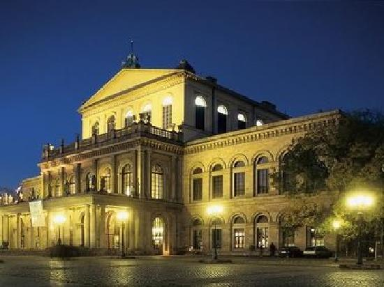 Hannover, Alemania: Opernhaus
