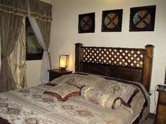 Hotel Pacande: habitación junto a la entrada