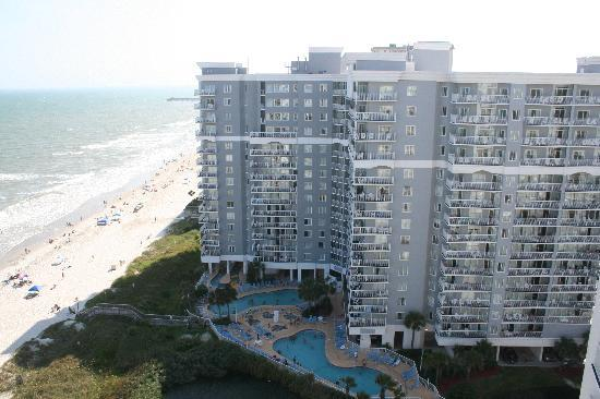 Wyndham Seawatch Plantation Sea Watch Pools And Towers
