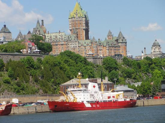 Quebec City, Canada: From the boat tour