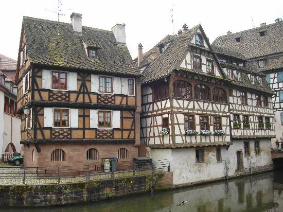 Strasbourg, France: La petit France