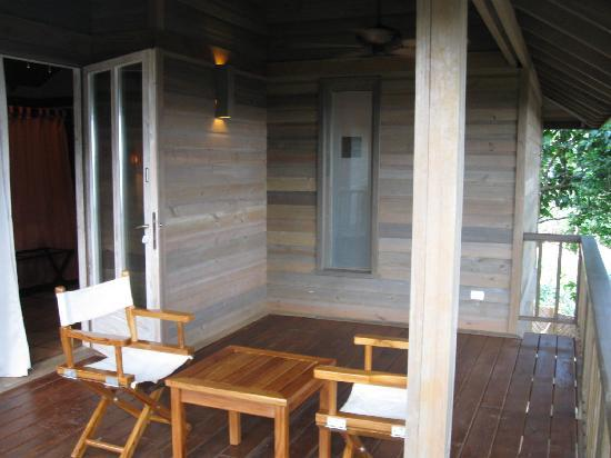 Media Luna Resort & Spa: notre petite cabane