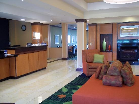 Fairfield Inn & Suites Bartlesville: We promise to make your stay memorable!