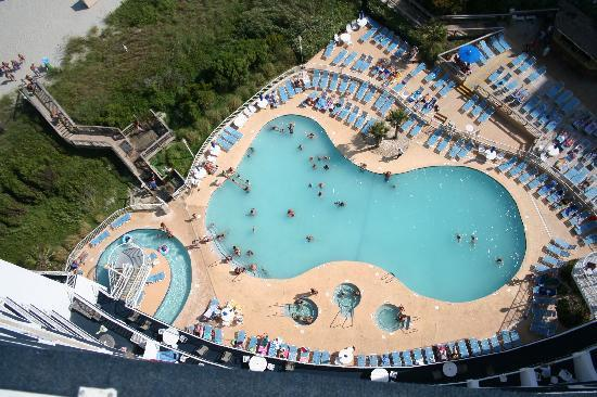 Sea Watch Resort Pools