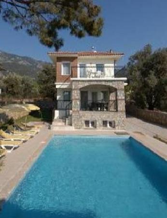 Orka Club Hotel & Villas: Private Villa with pool