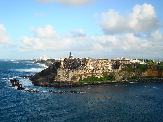 San Juan, Porto Rico : El Morro