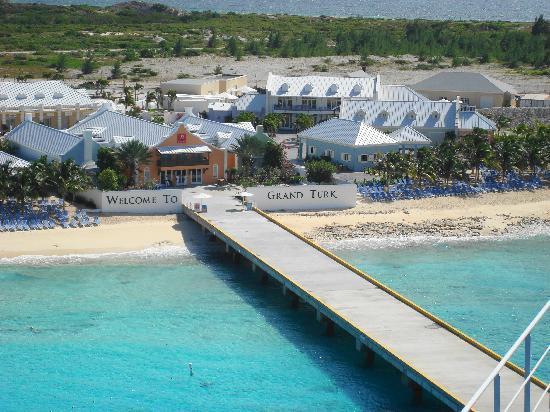 Grand Turk: Cruise Center