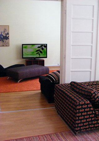 Backpackers Lounge Hostel: Main