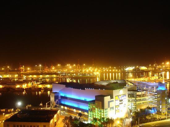 AC Hotel Gran Canaria : vista nocturna