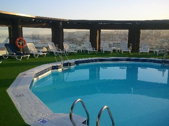 AC Hotel Gran Canaria: roof top pool