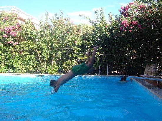 Hotel Eur : swimming pool