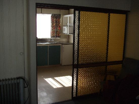 Arcadian Motel : Kitchen area