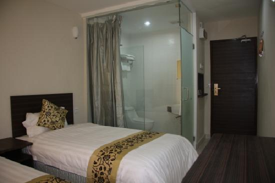 โรงแรมอาซิโอ ลังกาวี: Room