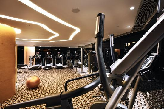 The T Hotel: Hotel Gym