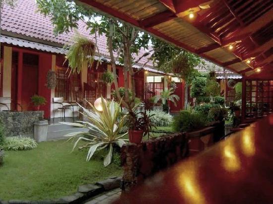 Sleman, Indonesia: garden