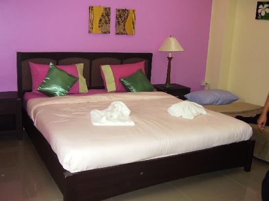 Coco Nori @ Sea Resort: our room