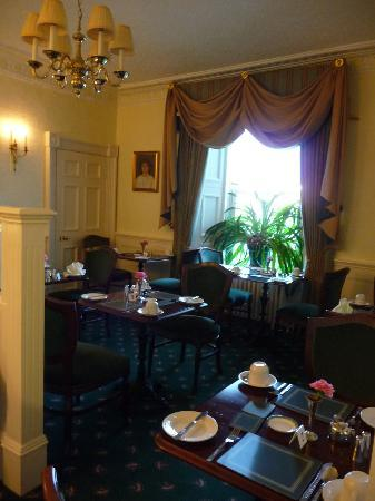 Forth Guest House: Breakfast area