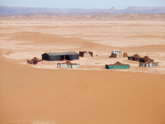 Stargazing Hotel Sahara Sky : Beduinenzelte in der Sahara