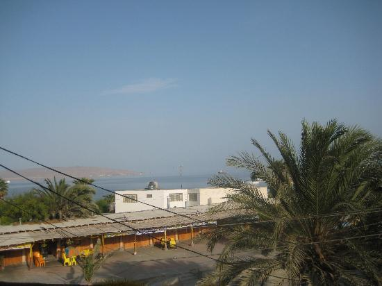 Refugio del Pirata: view from balcony
