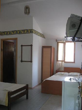Anamur Dragon Mocamp Zimmer