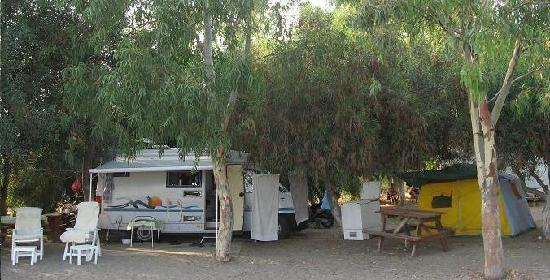 Anamur Dragon Mocamp Camping