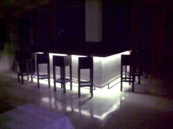 Mashariki Palace Hotel: Lounge sulla terrazza