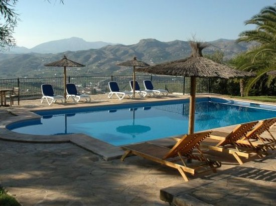 Casa Domingo: View from pool