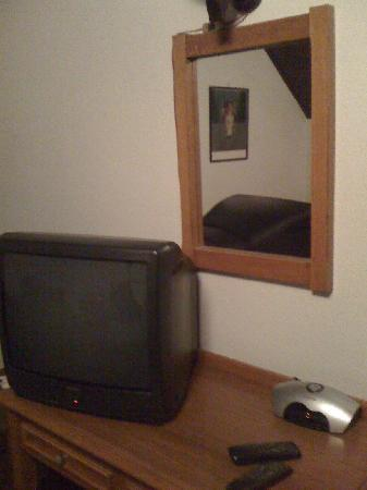 SAS Club Hotel: tv