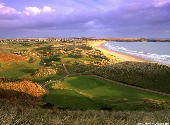 Cruden Bay (Port Erroll), UK: Cruden Bay Golf Club