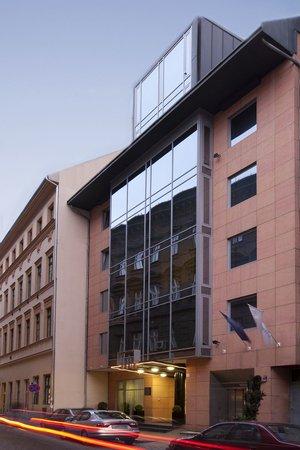 Ambra Hotel: Facade