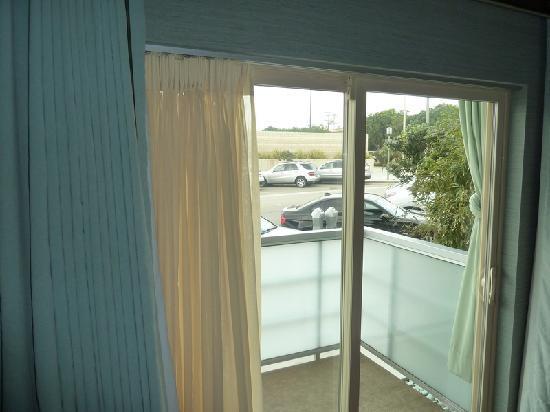 Shade Hotel: вид из окна :(