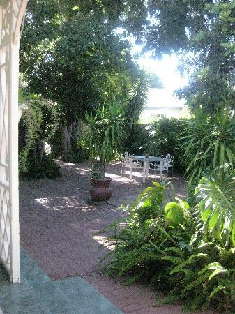 Adley House: Lovely Backyard