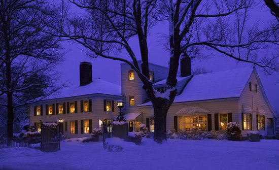 The Inn at Ormsby Hill : Winter Photo