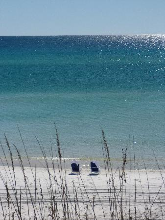 Grayton Beach State Park: Strand