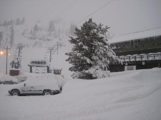 Truckee, Калифорния: Donner Ski Ranch