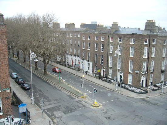 Fitzwilliam Townhouse: scenary from the room