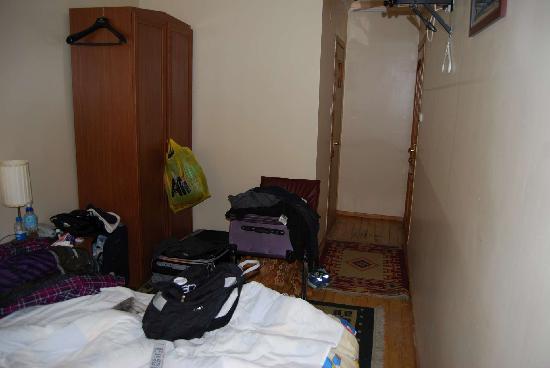 Hotel Yunus Emre: camera da letto